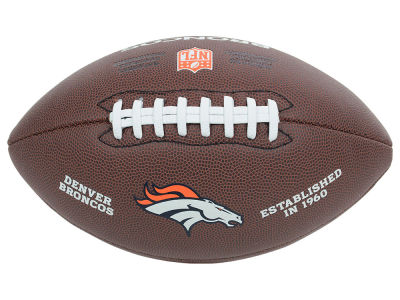 Denver Broncos NFL Composite Football