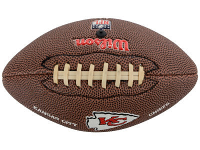 Kansas City Chiefs NFL Composite Football