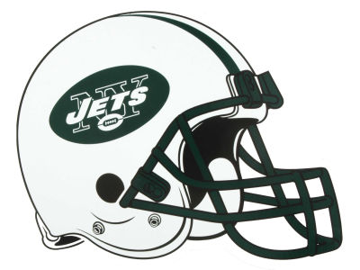 New York Jets 8in Car Magnet
