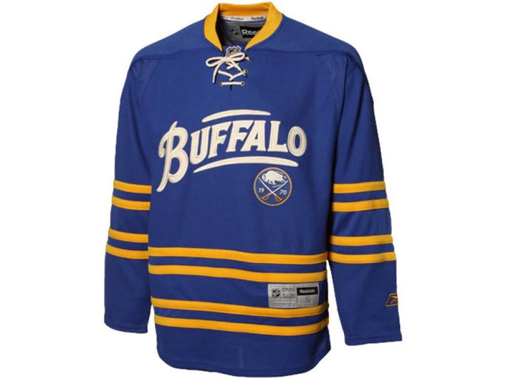 Buffalo Sabres Reebok NHL Men s Premier Jersey  ddd5743af