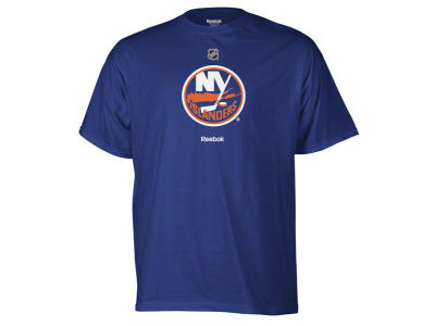 New York Islanders Reebok NHL Primary Logo T-Shirt