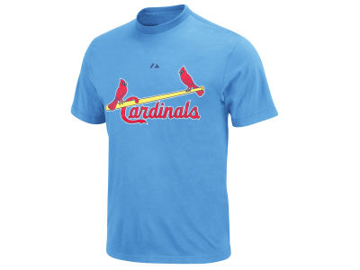 St. Louis Cardinals Whitey Herzog Majestic MLB Men's Cooperstown Player T-Shirt