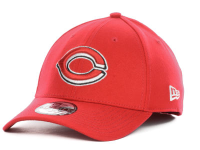Cincinnati Reds New Era MLB Team Color Tonal Ace 39THIRTY Cap