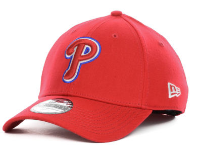 Philadelphia Phillies New Era MLB Team Color Tonal Ace 39THIRTY Cap