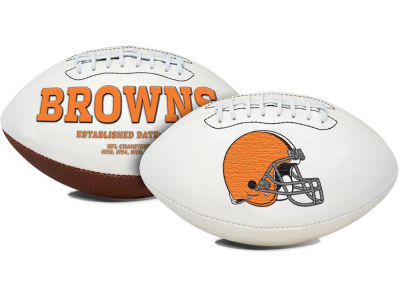 Cleveland Browns Signature Series Football