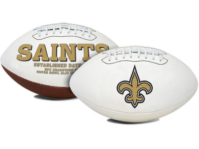 New Orleans Saints Signature Series Football