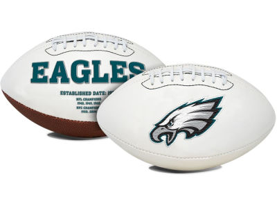 Philadelphia Eagles Signature Series Football