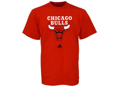 Chicago Bulls Reebok NBA Primary Logo T-Shirt
