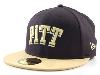 Pittsburgh Panthers New Era NCAA 2 Tone 59FIFTY Cap
