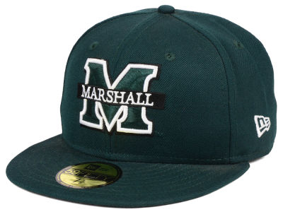 Marshall Thundering Herd New Era NCAA AC 59FIFTY Cap