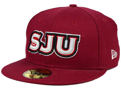 Saint Joseph's Hawks New Era NCAA AC 59FIFTY Cap