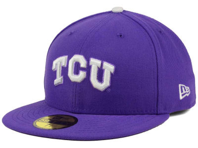 Texas Christian Horned Frogs New Era NCAA AC 59FIFTY Cap