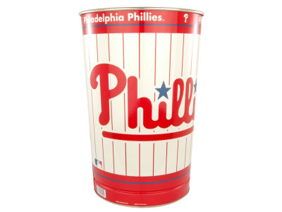 Philadelphia Phillies Trashcan