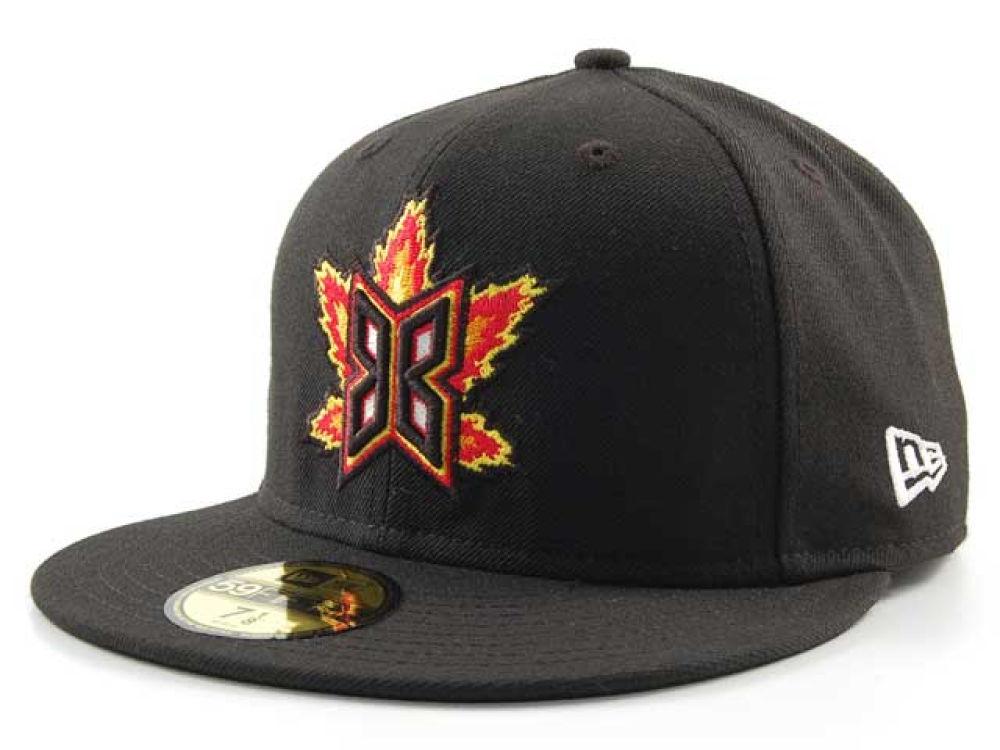 c9d2ecdba37 Bakersfield Blaze New Era MiLB AC 59FIFTY Cap