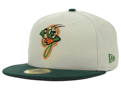 Greensboro Grasshoppers New Era MiLB AC 59FIFTY Cap