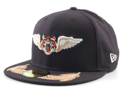 Lakeland Flying Tigers New Era MiLB AC 59FIFTY Cap