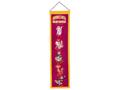 Minnesota Golden Gophers Heritage Banner