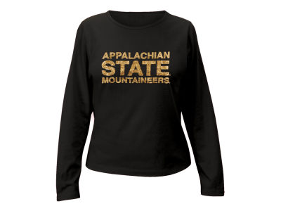 Appalachian State Mountaineers NCAA Womens Billie Long Sleeve T-Shirt