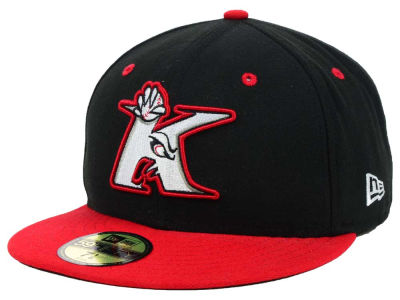 Kannapolis Intimidators New Era MiLB AC 59FIFTY Cap