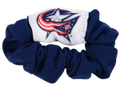 Columbus Blue Jackets Hair Twist