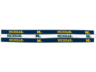 Michigan Wolverines Elastic Hair Band