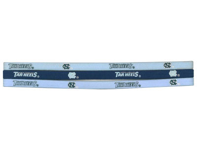North Carolina Tar Heels Elastic Hair Band