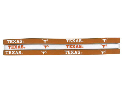 Texas Longhorns Elastic Hair Band