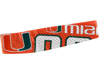 Miami Hurricanes Fan Band Headband