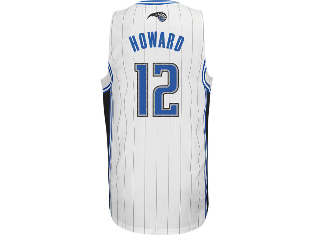 Orlando Magic Dwight Howard adidas NBA Swingman Jersey  e723d3e22