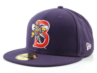 Binghamton Mets New Era MiLB AC 59FIFTY Cap