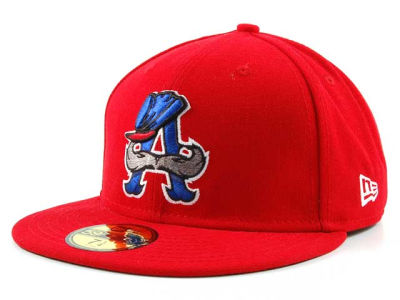 Auburn Doubledays New Era MiLB AC 59FIFTY Cap