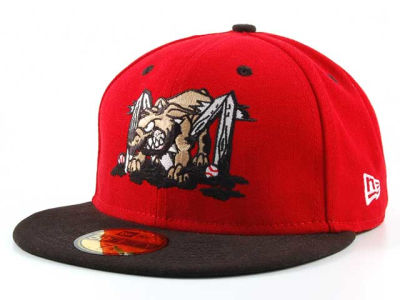 Batavia Muckdogs New Era MiLB AC 59FIFTY Cap