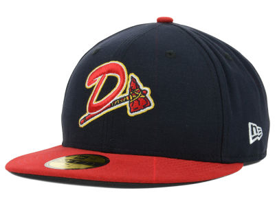Danville Braves New Era MiLB AC 59FIFTY Cap