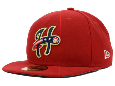 Harrisburg Senators New Era MiLB AC 59FIFTY Cap