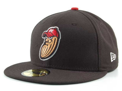 Modesto Nuts New Era MiLB AC 59FIFTY Cap
