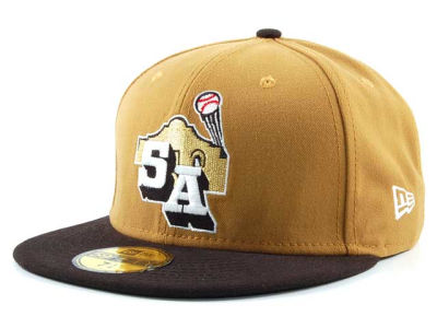 San Antonio Missions New Era MiLB AC 59FIFTY Cap