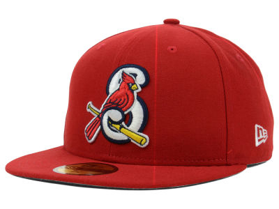 Springfield Cardinals New Era MiLB AC 59FIFTY Cap