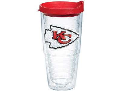 Kansas City Chiefs 24oz Tervis Tumbler