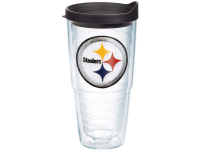 Pittsburgh Steelers 24oz Tervis Tumbler