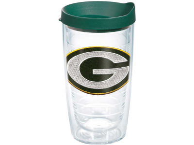 Green Bay Packers 16oz Tervis Tumbler
