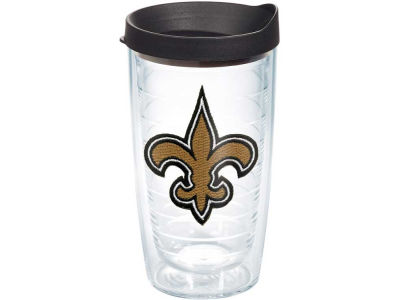 New Orleans Saints 16oz Tervis Tumbler