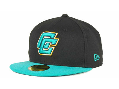 Coastal Carolina Chanticleers New Era NCAA 2 Tone 59FIFTY Cap