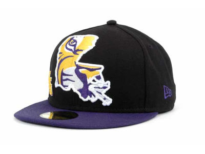 LSU Tigers New Era NCAA Inner State 59FIFTY Cap