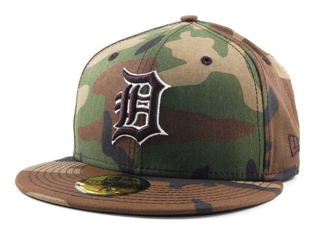 finest selection 5af80 4ba2f ... discount detroit tigers new era mlb bc camo 59fifty cap bdb2d 95a17  italy lyst ktz ...