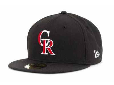 Colorado Rockies New Era BR Stock 59FIFTY Cap