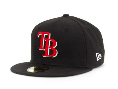 Tampa Bay Rays New Era BR Stock 59FIFTY Cap