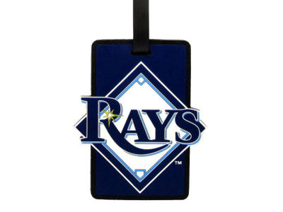 Tampa Bay Rays Soft Bag Tag