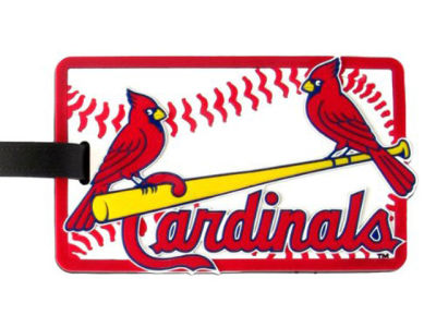 St. Louis Cardinals Soft Bag Tag