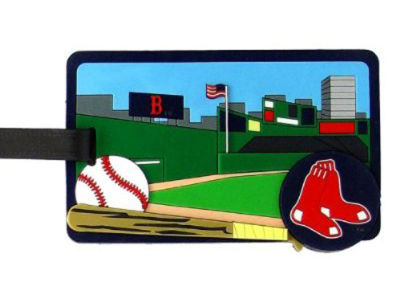 Boston Red Sox Soft Bag Tag