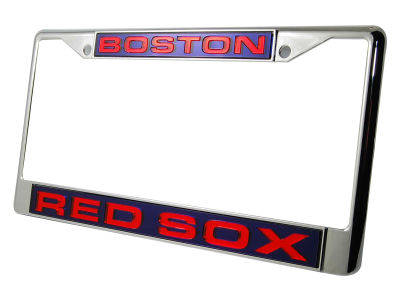 Boston Red Sox Laser Frame Rico